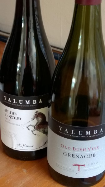 Yalumba duo