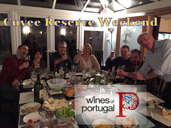 CV wine weekend winesportugal